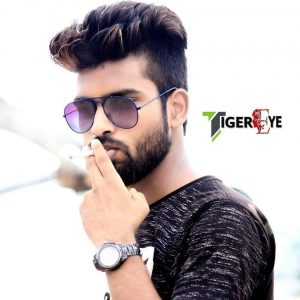 Tiger eye official biography