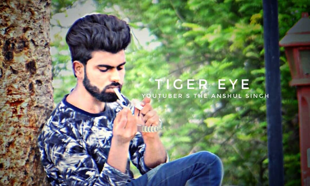 [Real Info] Anshul Singh (Tigereye Official) Tik Tok Wiki, Age, Girlfriend, Biography