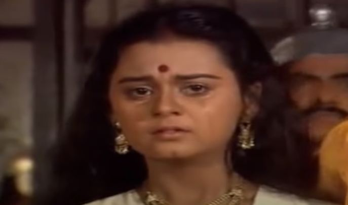 paulomi mukherjee as devaki