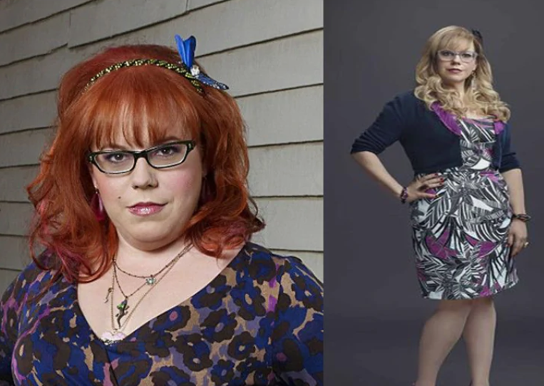 Kirsten Vangsness After Weight Loss