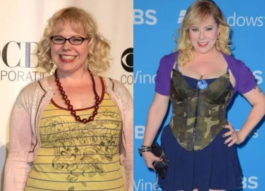 Kirsten Vangsness Then And Now